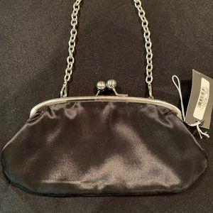 Women's clutch purse black